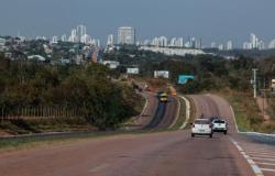 Estrada de Chapada vai ganhar mais 13 quilômetros de ciclofaixa