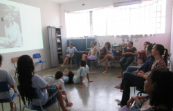 Projeto leva orientações de saúde e educação a adolescentes do Socioeducativo