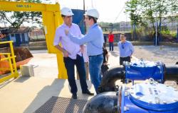 Estação Elevada de Esgoto do Tijucal vai beneficiar 25 mil pessoas