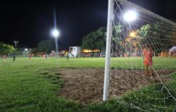 Equipes do Bola Cheia jogam as semifinais no Complexo Dom Aquino