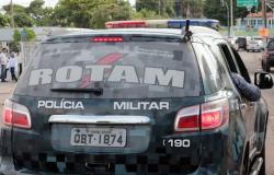 Traficante é baleado em troca de tiros com Rotam em Cuiabá
