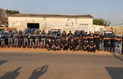 Seis pessoas são presas em flagrante em operação da Polícia Civil contra tráfico de drogas