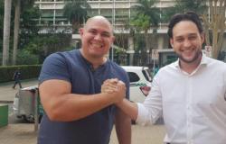 Mauro convoca Abílio no Paiaguás e promete parcerias em Cuiabá