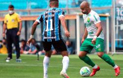 Cuiabá não consegue superar o Grêmio e é eliminado da Copa do Brasil