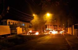 Quadrilha tenta assaltar bancos e troca tiros com a polícia em madrugada de terror em Araraquara