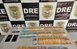 Três pessoas da mesma família são presas em pontos de venda de drogas distintos na Capital