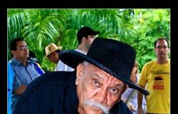LUTO: ACABA DE FALECER LARA O AS DE OURO FIGURA FOLCLÓRICA DA NOSSA CUIABANIA.