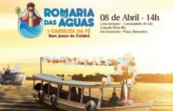 Romaria espiritual marca aniversário de Cuiabá na pandemia