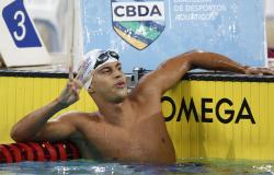 Brasil consegue mais três índices para a natação em Tóquio