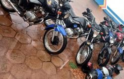 Oito motociclistas são detidos durante racha em MT