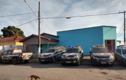 Uma pessoa é presa em flagrante com arma de fogo na Operação Ares, na região de Chapada dos Guimarães