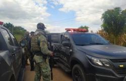 Ladrão de bancos ameaça atirar em policiais do Bope e acaba morto em MT