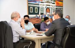 Secretário se reúne com diretor do Sesc para alinhamento de ações que fomentem o turismo na capital