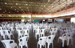 Vacinação em Cuiabá continuará suspensa nesta quinta-feira por falta de doses