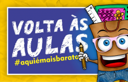 VOLTA ÀS AULAS: AINDA DÁ TEMPO DE VENDER MUITO!