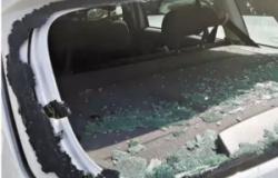 Ex quebra carro ao flagrar homem com nova namorada em MT