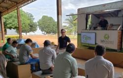 Brasil tem 1º laboratório móvel de controle biológico