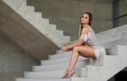 Lexa estreia na Unidos da Tijuca e fala da mãe rainha de bateria: Inspiração para mim
