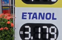 Preço do etanol dispara nos postos de combustíveis de Cuiabá e assusta motoristas