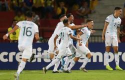 Rumo a Tóquio: Argentina vence Colômbia e garante vaga nas Olimpíadas
