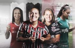 Chegou a hora! Brasileiro Feminino Série A1 começa neste sábado; confira o guia das equipes