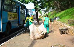 Operação garante limpeza em festividades carnavalescas e eventos religiosos