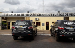 Polícia desarticula quadrilha de ladrões de caminhões em MT