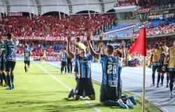 Grêmio derrota América de Cali fora de casa na estreia da Libertadores