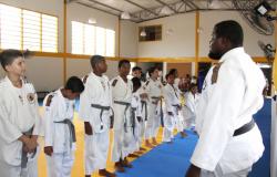 Uma nova casa para o judô: Instituto Reação em Cuiabá alimenta paixão por gerações do esporte