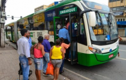Cuiabá mantém 33% dos ônibus e aplicativos estão liberados