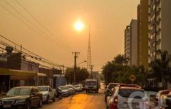 Semana será chuvosa, mas de muito calor nas cidades de Mato Grosso
