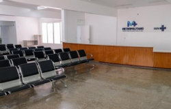 """""""Novo hospital"""" será entregue fim do mês"""