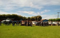 Operação prende 7 pessoas por envolvimento em crimes em Mato Grosso