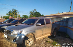 Ação integrada prende nove pessoas envolvidas em roubo de mineradora em Nova Lacerda
