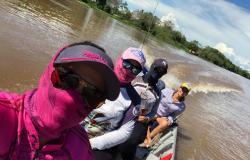 Mulheres aderem à pesca esportiva e movimentam turismo em Mato Grosso