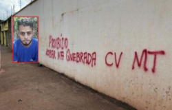 Membro do CV de MT é executado pelo PCC no Paraná