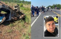 Motociclista morre e motorista de Jeep tem mão decepada em acidente em MT
