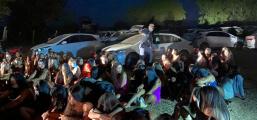Festa clandestina com aglomeração de 160 pessoas em chácara é fechada pela PM em MT