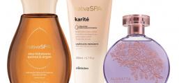 O Boticário apresenta descontos de até 20% em itens de cuidados, perfumaria feminina e maquiagem