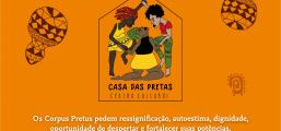 CHAMADA PARA A EXPOSIÇÃO VIRTUAL  CORPUS PRETUS