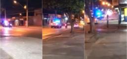 Após fuga de cinema, cantor é preso por tráfico em Cuiabá; veja vídeos