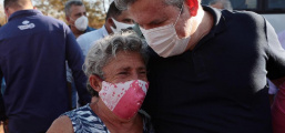 """""""Se Deus quiser, tá perto de acabar o sofrimento de viver nessa poeira"""", festeja moradora de Torixoréu"""
