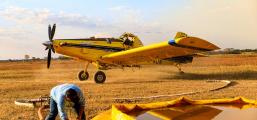 Mais duas aeronaves entram em ação no combate aos incêndios no Pantanal