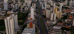 Todos os 141 municípios de Mato Grosso permanecem com risco baixo de contaminação da Covid-19
