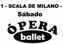 17/11 - SCALA DE MILANO - 20H