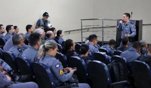 PM promove seminário sobre mídias sociais para o público interno