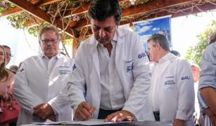 Gilberto diz que torce para novo ministro, mas avisa que decisões seguirão planejamento do Governo de MT