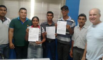 Assentamento Bonanza recebem carta de desalienação