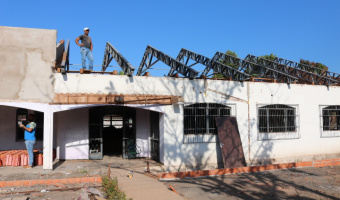 Prefeitura investe em nova estrutura para o lar dos Idosos; obra será entregue em agosto