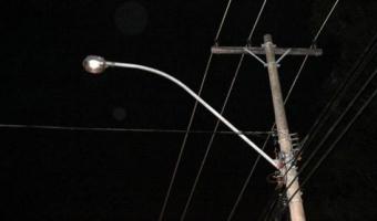 Moradores reclamam de constantes quedas e falta de energia em Nobres